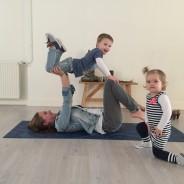 Ouder en Kind Yoga